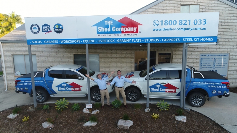 The Shed Company Cooroy
